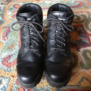 Timberland ProSeries leather boots